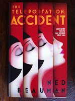 'The Teleportation Accident' by Ned Beauman