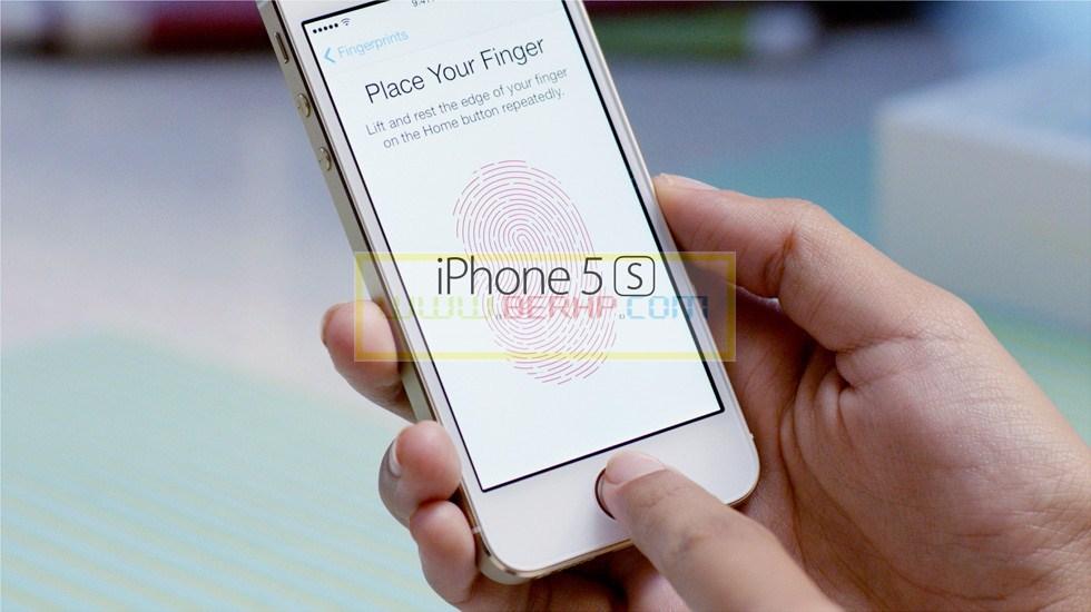 Как сделать отпечаток пальца блокировку на китайском айфоне