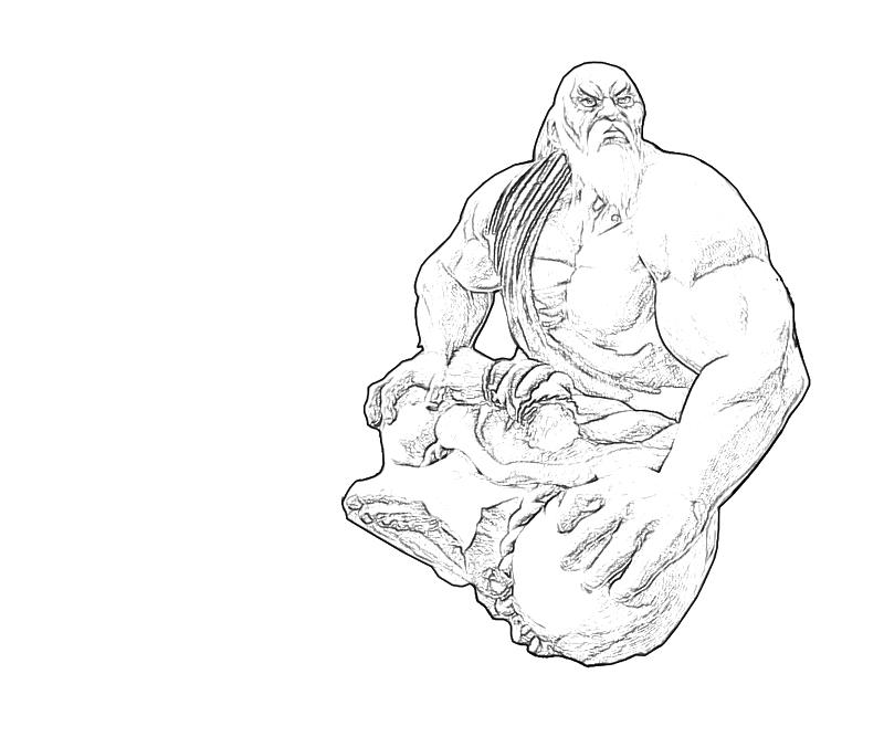 printable-gouken-sitdown-coloring-pages