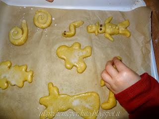 biscotti della befana- ingrediente perduto Marche