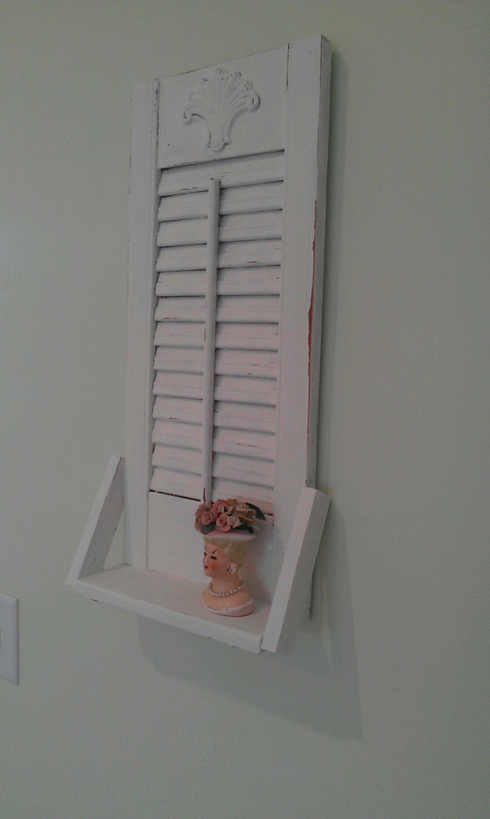 Thrifty Treasures 10 Different Ways To Repurpose Shutters