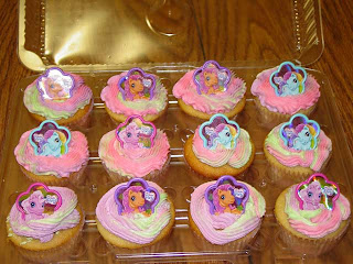 Cupcakes Little Pony, parte 1