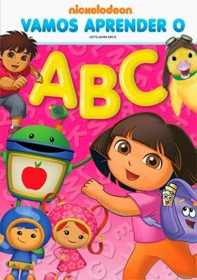 Dora A Aventureira Vamos Aprender O ABC Dublado