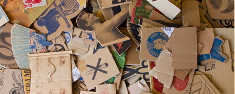 El arte del reciclaje
