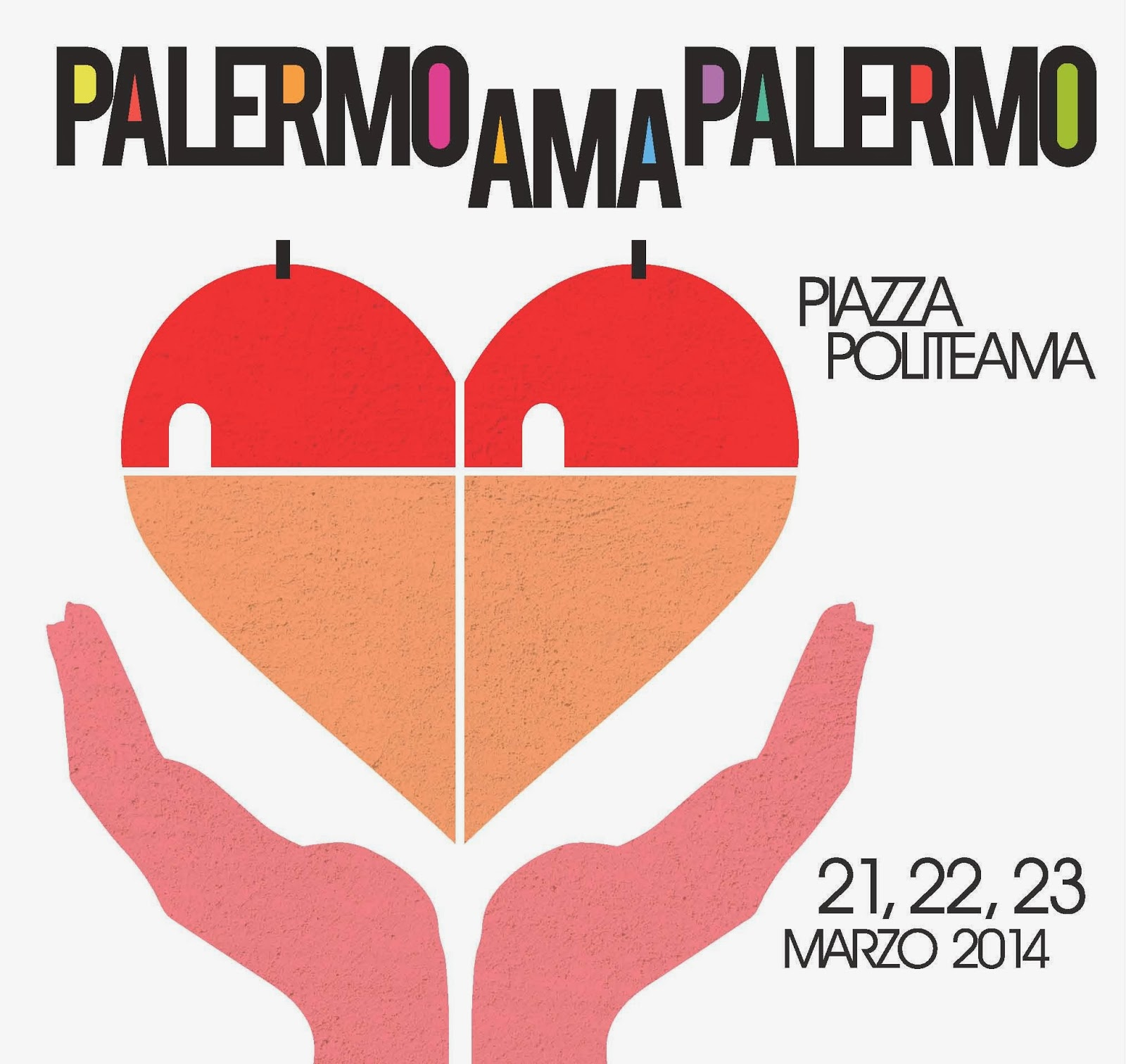 Locandina Palermo ama Palermo