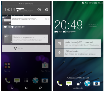 Bocoran HTC One 8 Android Lollipop