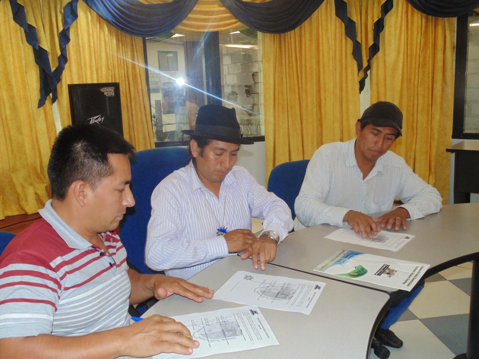 Zamora chinchipe vivero y huerto comunitario para tundayme for Viveros en zamora