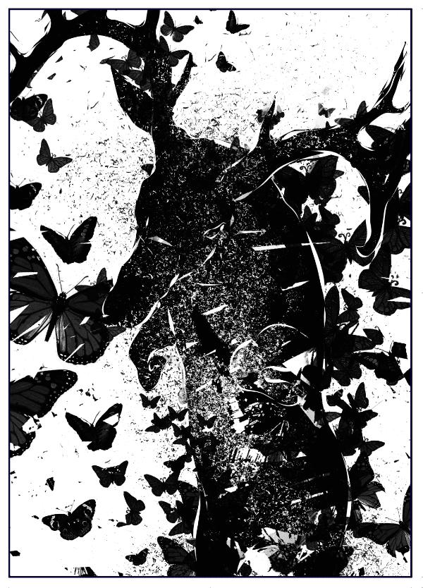 ©Mojo Wang - Mini Comic Story: Between Rivers #7