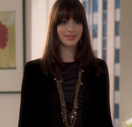 cinematic techniques in devil wears prada I hate the devil wears prada even more today than i did 10 years ago   streep's priestly has the movie's smartest line—one that the film,.