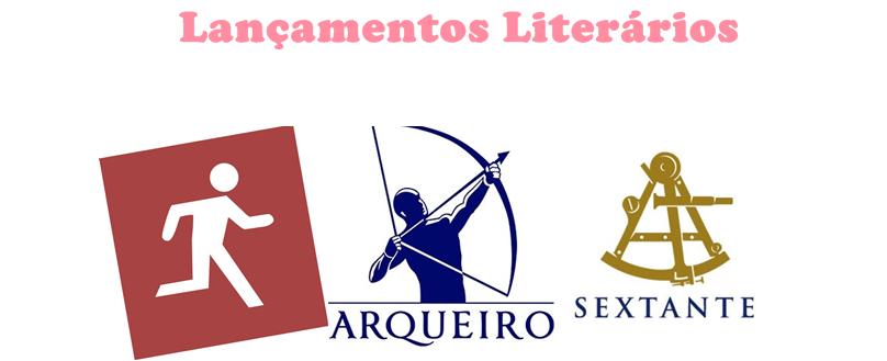 Lançamentos Literários