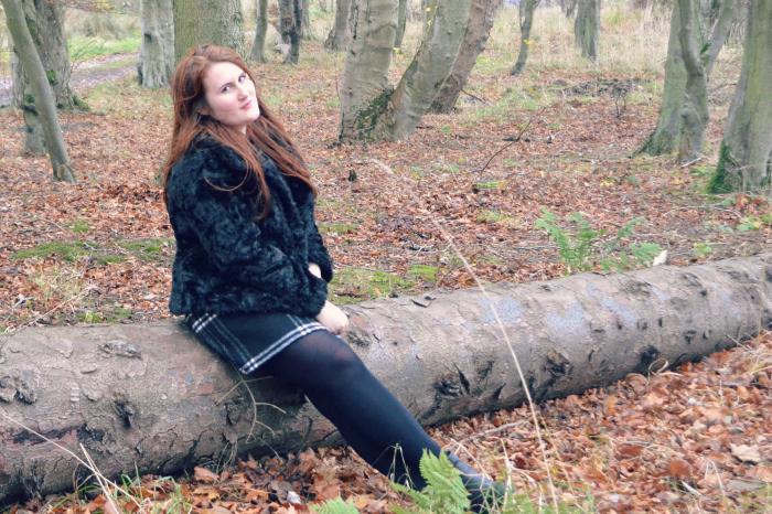 Cruelty-free blogger Morag of mo'adore