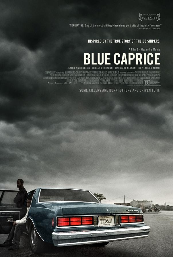 Blue Caprice póster
