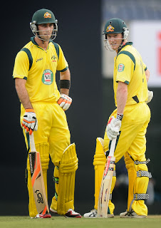 Glenn-Maxwell-George-Bailey-India-vs-Australia-Star-Sports-4th-ODI-2013