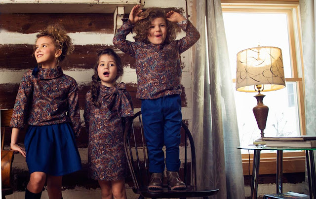 Charm FW15 Collection | Children's Clothing | Chichi Mary