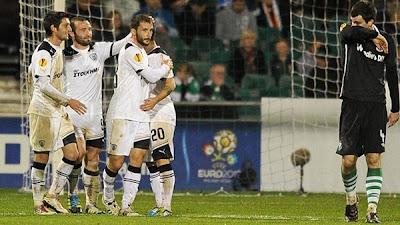 Shamrock Rovers 1 - 3 PAOK (1)