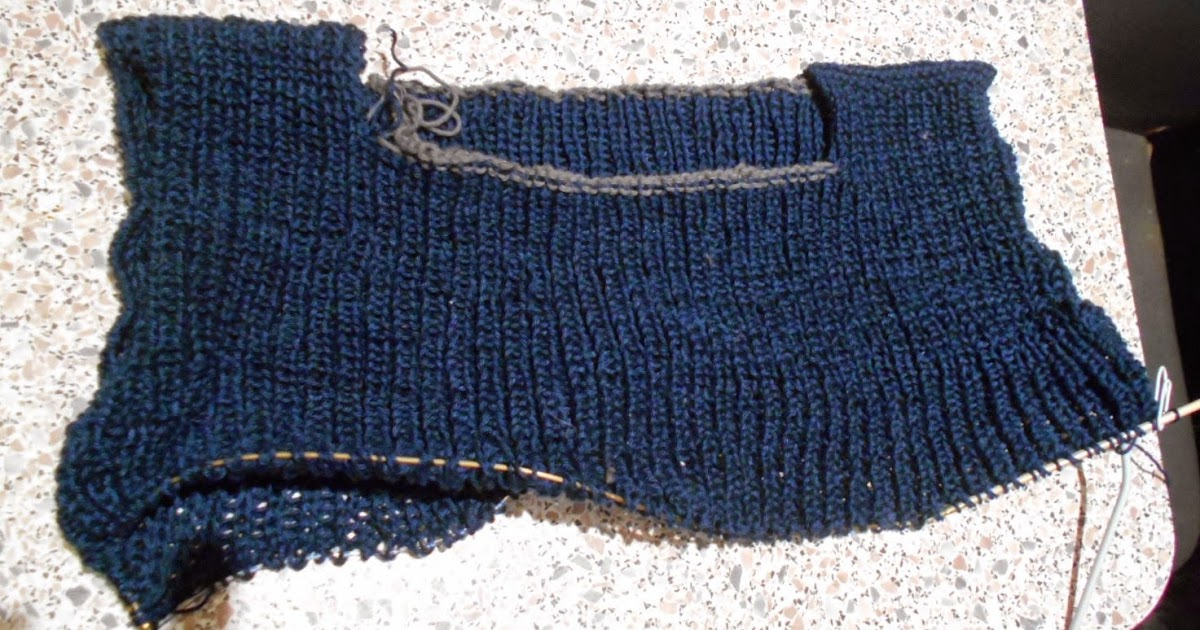 Knitting Picking Up Stitches For Button Band : L?ngakera: Laks hoopis teisiti/It happened to be a whole different story