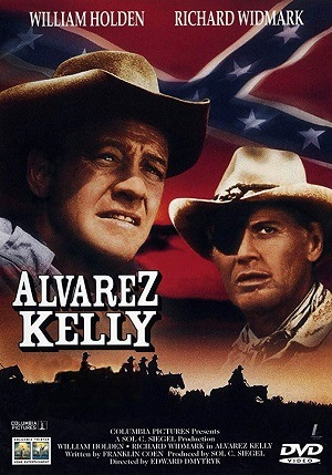 Alvarez Kelly - Tenente Kelly Filmes Torrent Download capa