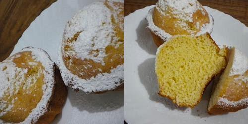 muffin ciambella con ricotta ricetta blog cucina giallo zafferano a pummarola 'ncoppa ricetta dolce veloce