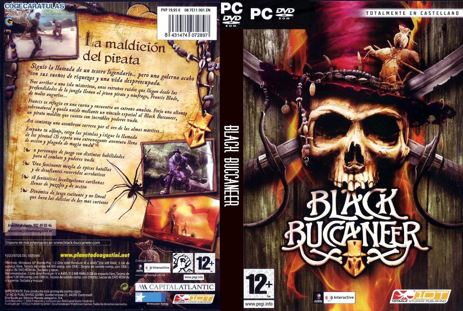 Download Game PC Ringan Black Buccaneer RIP | 120 MB