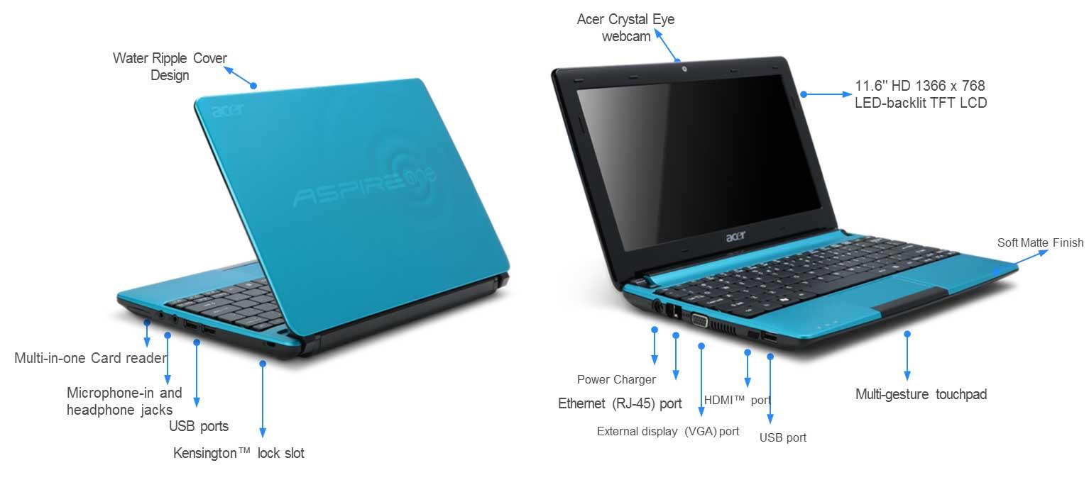 Jenis jenis laptop acer dan gambarnya