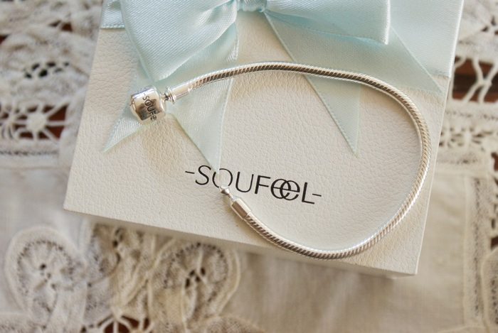 soufeel charm bracelet review recensione