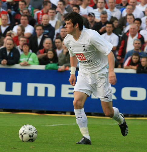 Bultos de Futbolistas: Gareth Bale