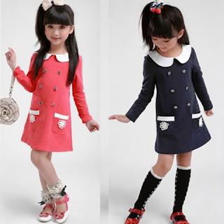 Model Baju Cassual Cantik Untuk Perempuan Umur 9 Tahun