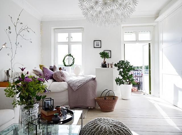 Decoraci n f cil apartamento en 40 metros cuadrados for Pisos de 40 metros decoracion