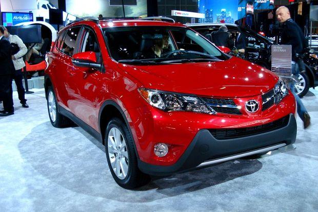 2014 Toyota RAV4 Release Date