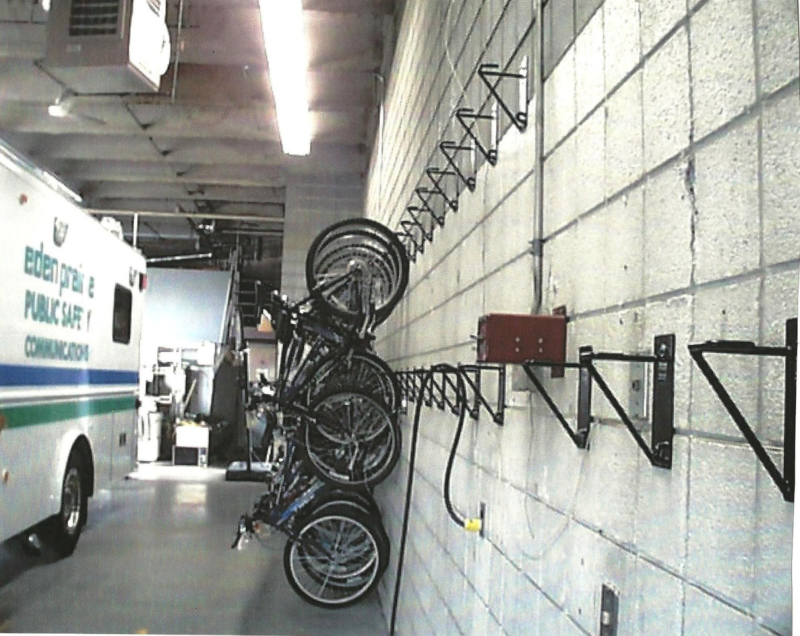 Police Bikes Police Bike Storage Space Efficient Police Bike