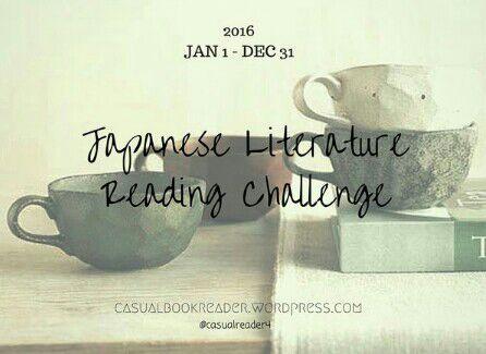 2016 JapLit Reading Challenge