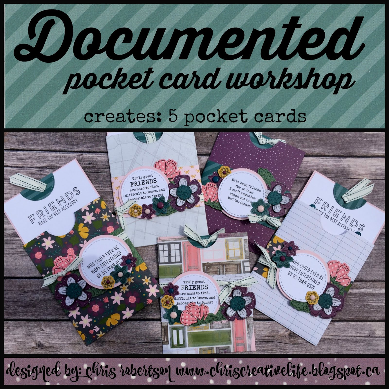 Documented Pocket Card Workshop
