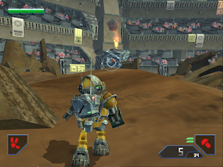 Free Download Games Metal Arms Glitch in the System ps2 iso Untuk Komputer Full Version ZGASPC