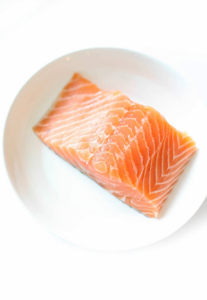 Alaskan Salmon | via Chandara Creative
