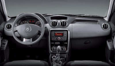 Renault Duster Interior