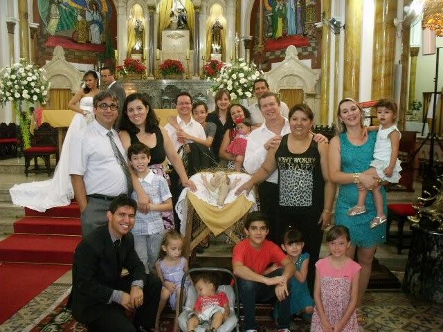 EQUIPE DA PASTORAL FAMILIAR