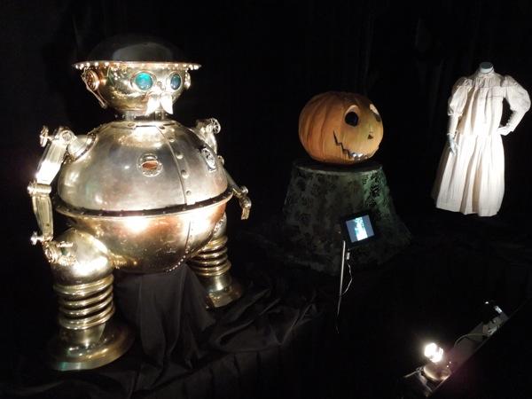 Original Return to Oz costume exhibit D23 Expo