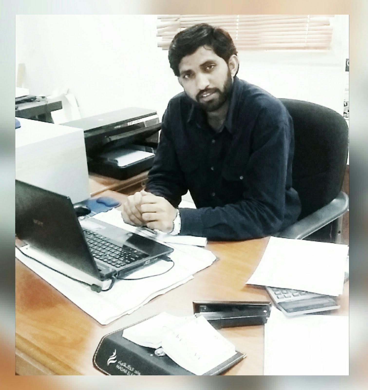 Saeed Ahmad Khokhar