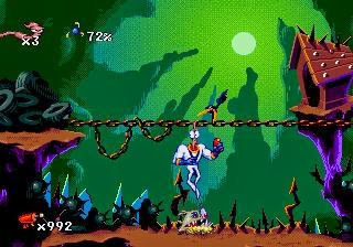 EarthWorm Jim snes rom game download free