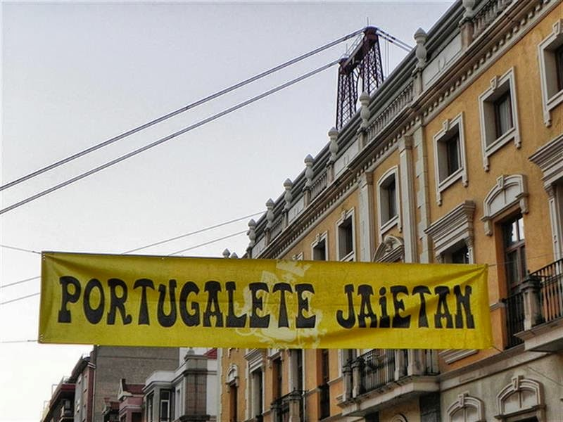 Fiesta Virgen de la Guía de Portugalete