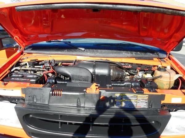 1997 Ford Econoline E350 4x4 Van
