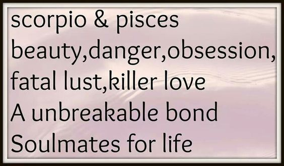 pisces and scorpio relationship compatibility