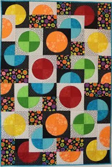 "New Quilt Pattern - ""Spot On"""