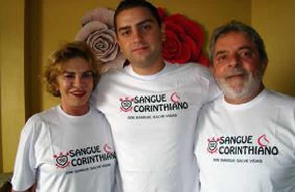 Agora já não se sabe mais se Lula favoreceu a Odebrecht como forma de  demonstrar sua gratidão por ter feito o estádio de seu time 6d0560cd89e3d