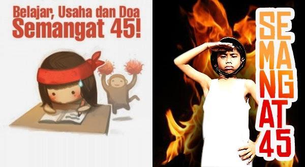 Semangar 45