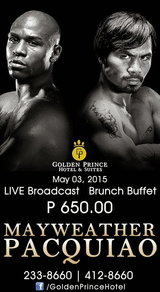 Pacquiao-vs-Mayweather-Golde-Prince-Hotel