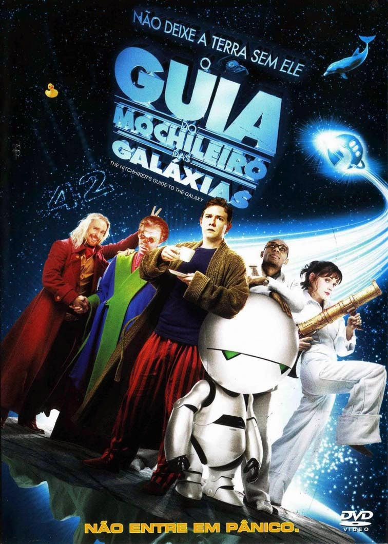 O Guia do Mochileiro das Galáxias – Dublado