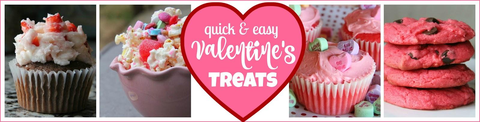 Quick U0026 Easy Valentineu0027s Treats