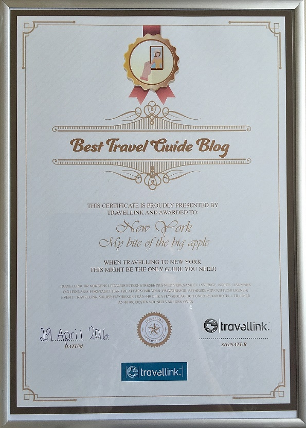 Best Travel Guide Blog 2016