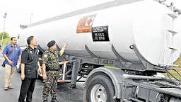 seludup petrol subsidi 27,000 liter